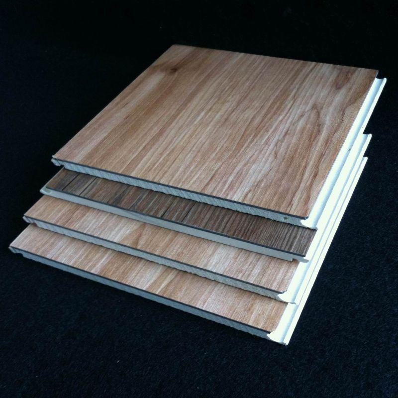 7mm Popular WPC Laminate Flooring PVC Laminated Flooring Decorative Flooring Waterproof Durable