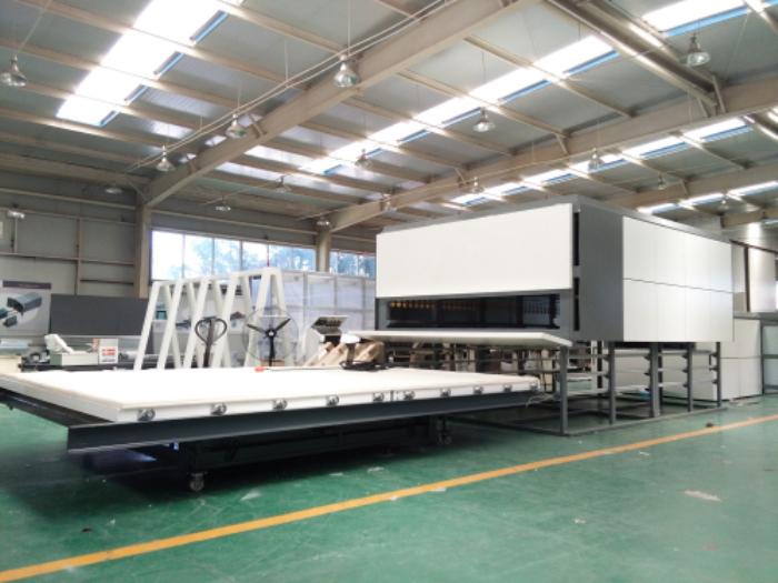 New Condition EVA Lamination Glass Machine