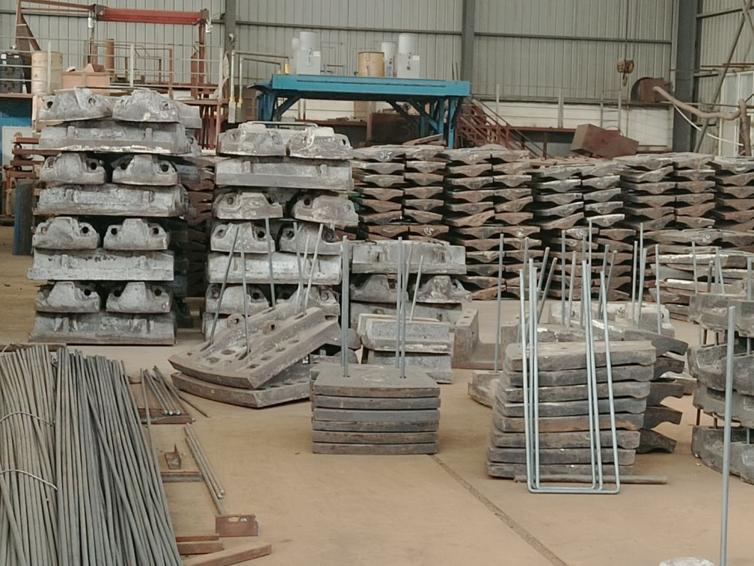 Spare Parts for AG/Sag Mill, Ball Mill Used in Copper Mine