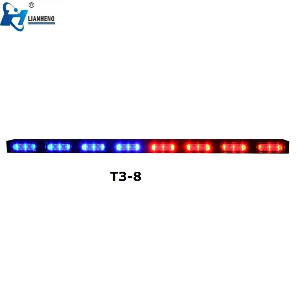 New Design 3W LED Traffic Flash Warning Light Bar