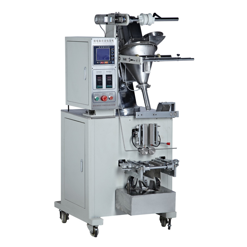 Sample *Juice Powder Packing Machine Three or Four Sides Sealing Filling Machine Ah-Fjj100
