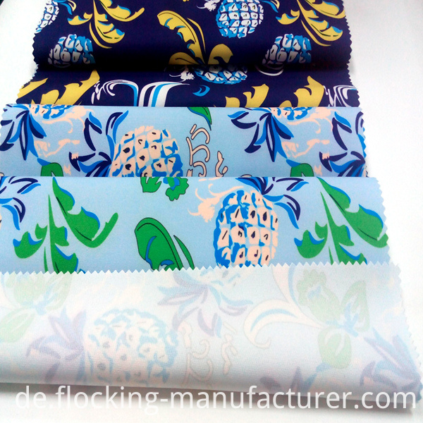 95%Polyester 5%Spandex Garment and Home Textile Fabric