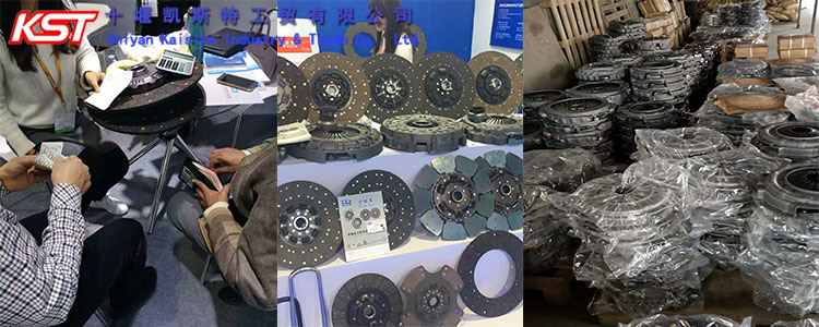 430 Clutch Disc for Iveco Truck Part /Dongfeng Truck Clutch Cover