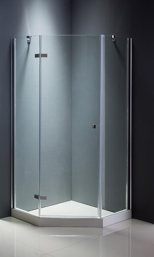Popular 6mm Glass Shower Screen