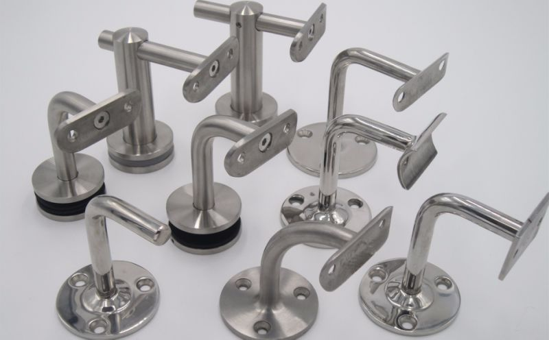 Stainless Steel Wall Mount Bracket for Railing and Balustrade