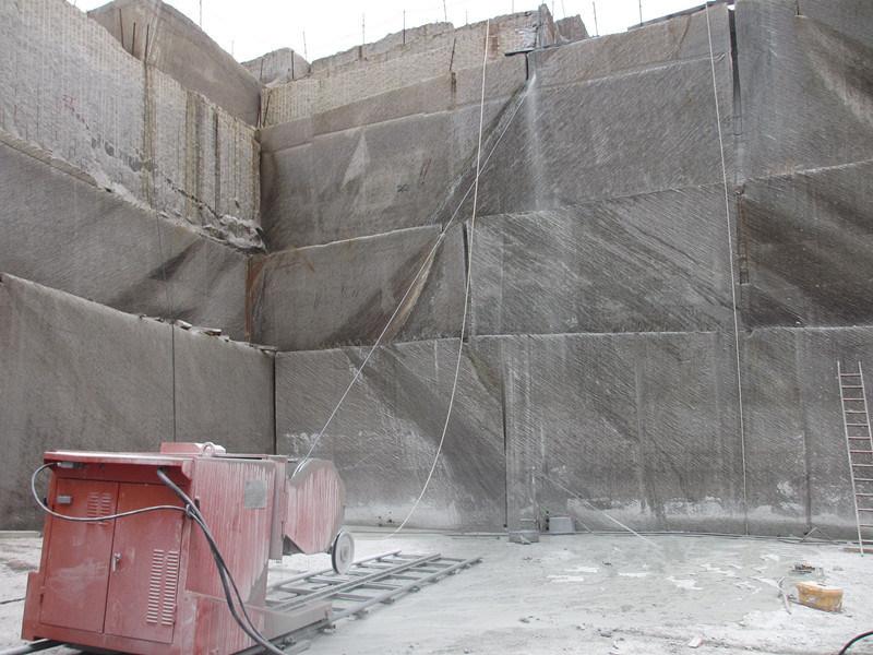 Diamond Wire Saw Machine for Granite/Marble