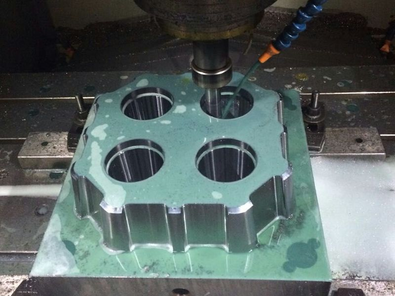 China Mold for Container Tooling