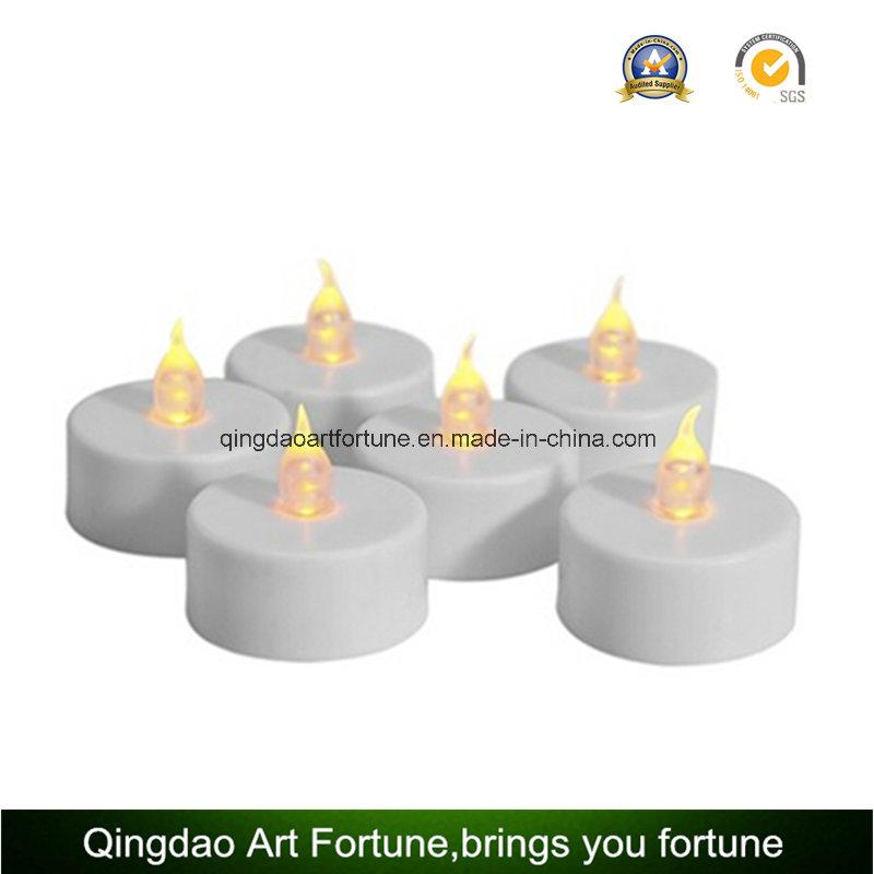 Bulk Buys Decorative Flickering LED Tealight Candle