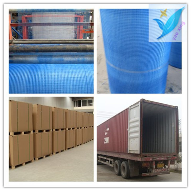 10*10 90G/M2 Concrete Glass Fiber Mesh