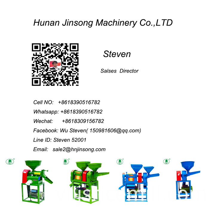 Full Auto Rice Mill Contact
