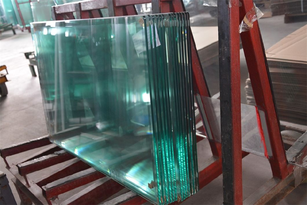 China Factory 10mm Clear Float 24