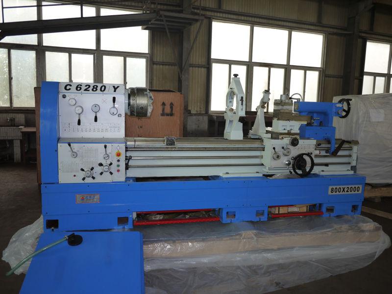 Heavy Duty Lathe Tornos 1000mm 1500mm 2000mm 3000mm (CY6280)