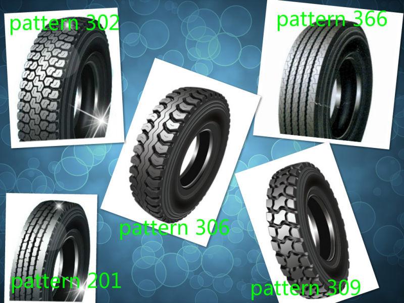 All Steel Radial Truck Tire