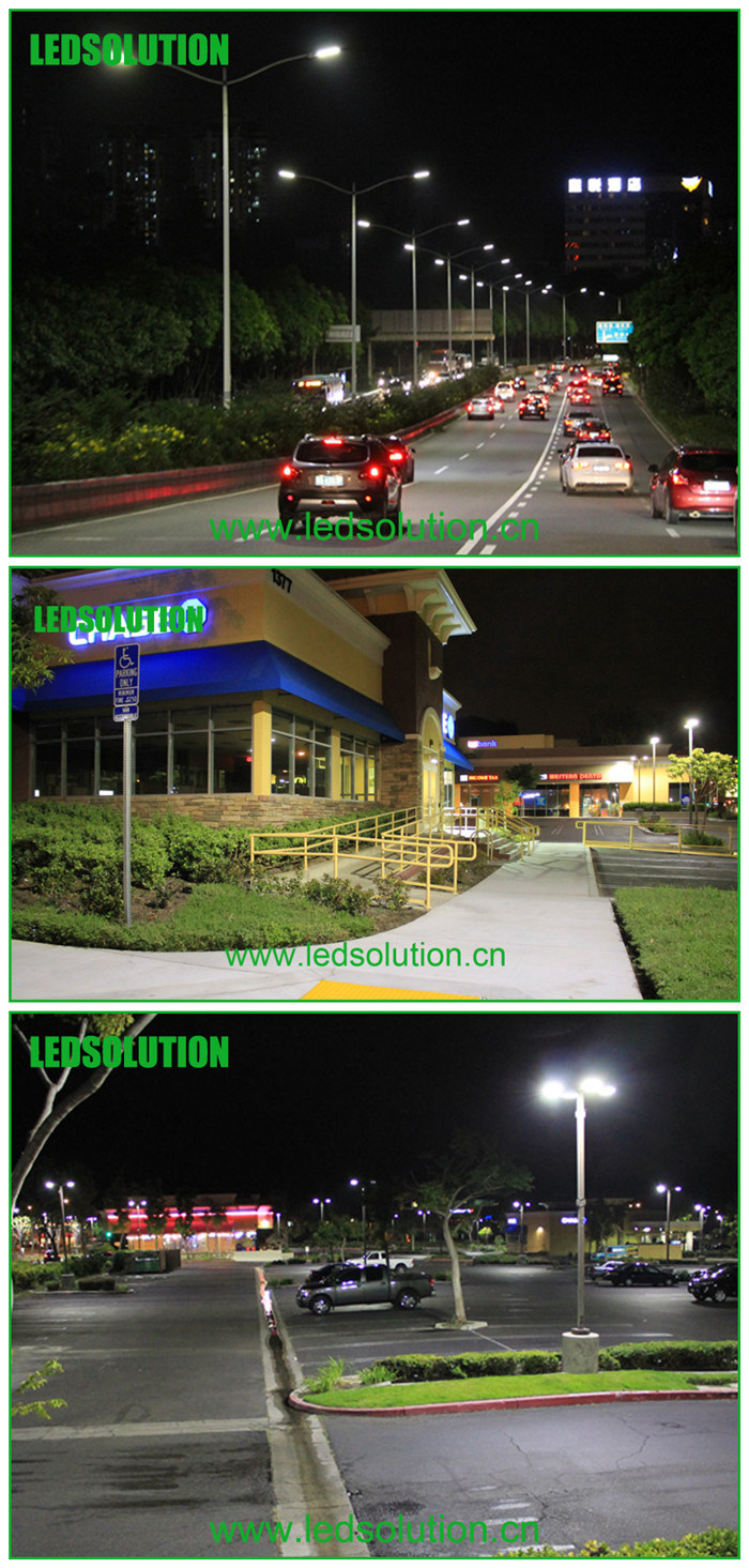 IP66 200W Outdoor LED Light, High Power LED Street Light