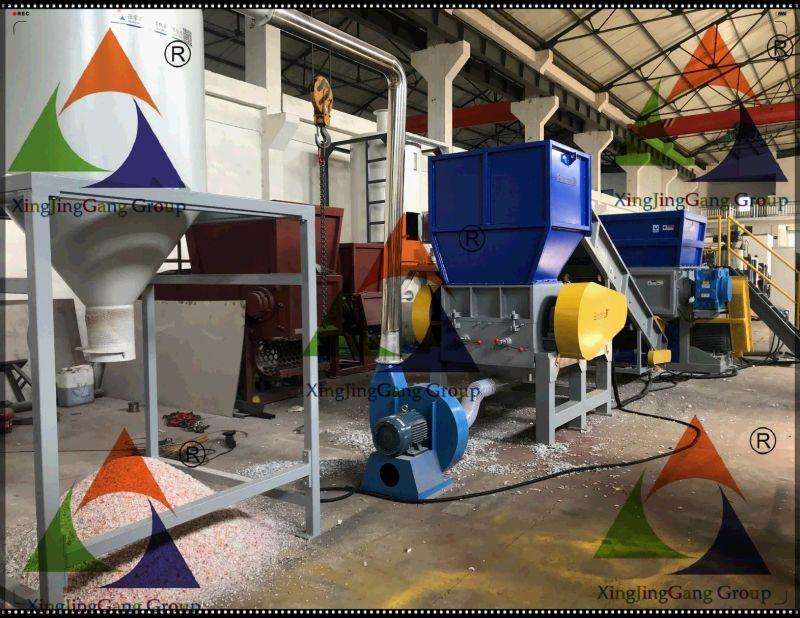 Plastic Shredder Machine/Plastic Crusher Machine