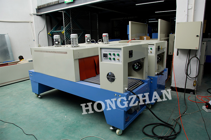 Semiautomatic Sealing and Cutting Machine Manual Plastic Film Sealer with Heat Shrinking Compact Packing for Tub Gaine Chest