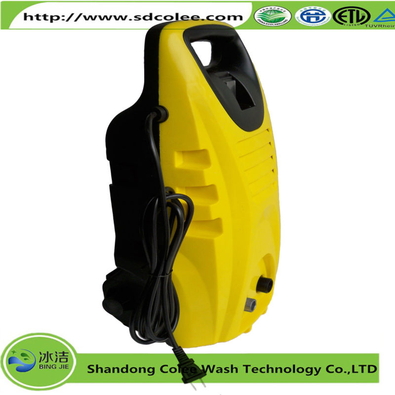 Electric Pressure/High Pressure Car Washer for Family Use