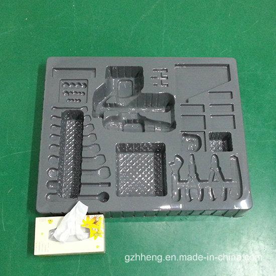 Custom plastic tray for tools (PVC tray)
