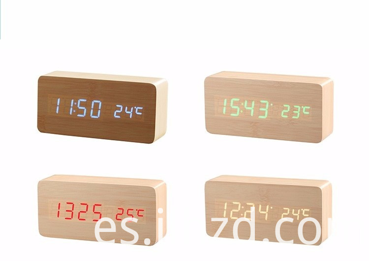 Alarm+Time/date/temperature Digital Clock