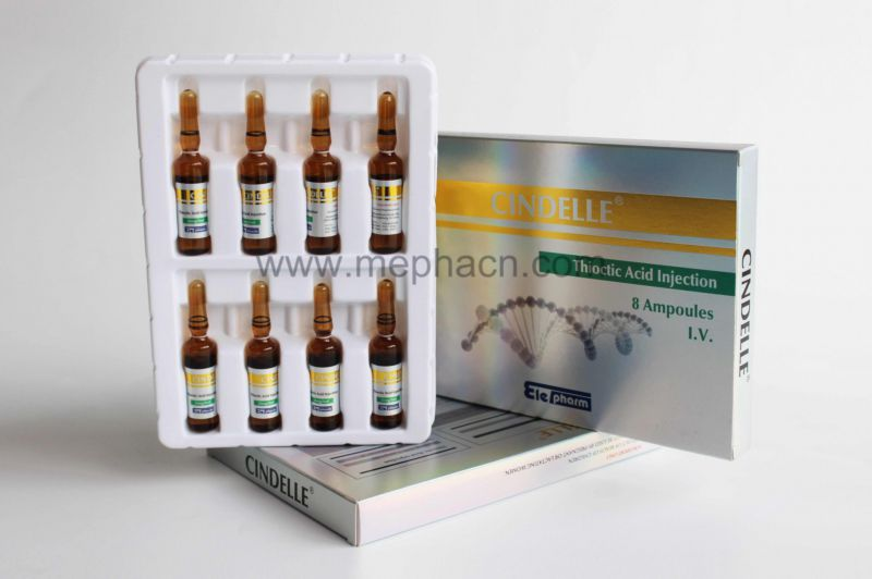 Glutathione Injection 3000mg+VC Injection