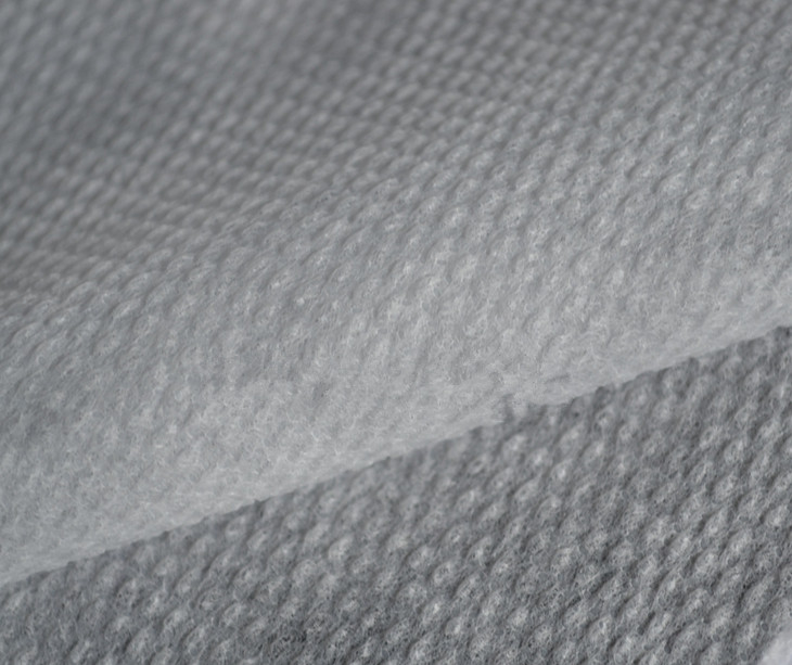 Diaper Topsheet Material Tow Layer Laminated Embossing Hydrophilic Nonwoven