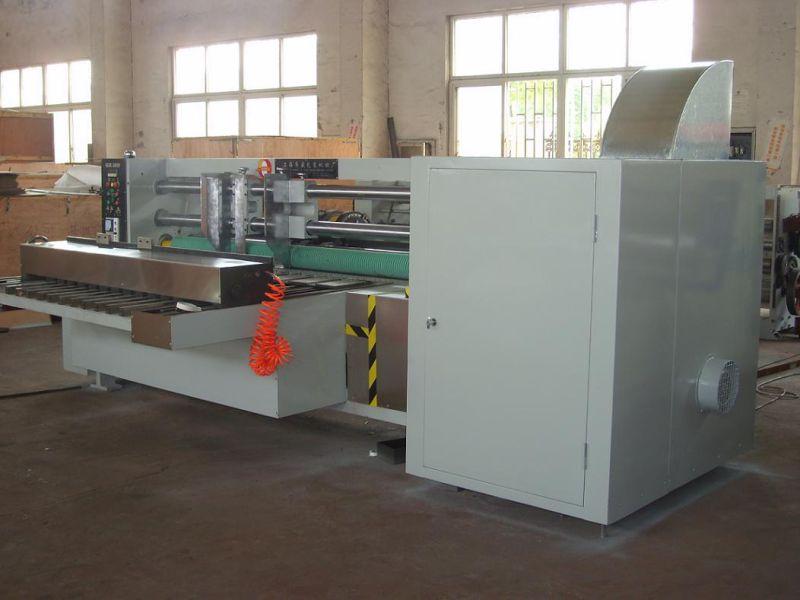 Suction Seed Auto Carton Slotting Machine