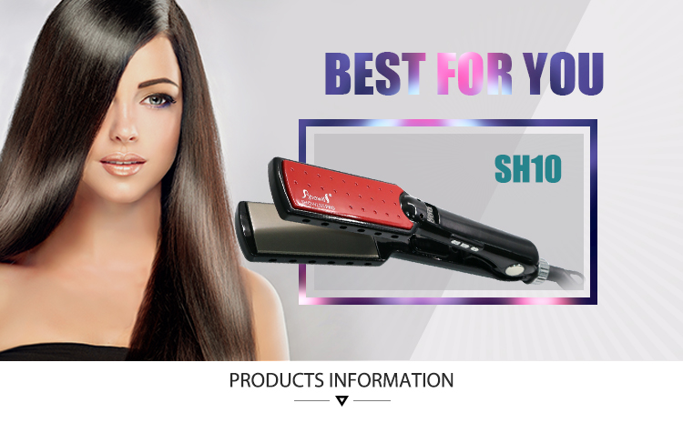 Style Elements Flat Iron Hair Straightener