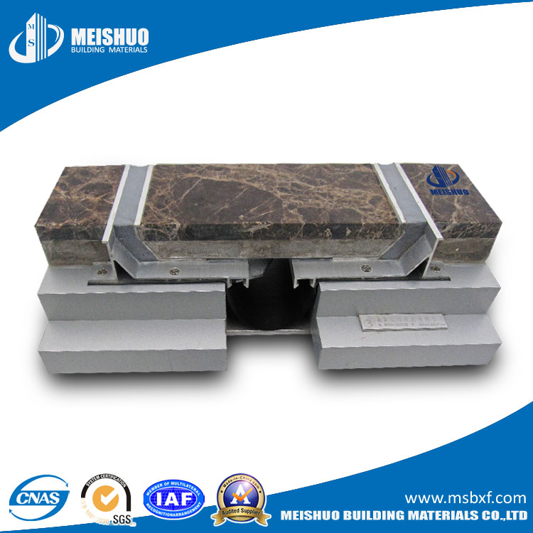 Floor to Wall Sealant Filler Seismic Floor Expansion Joint Cover