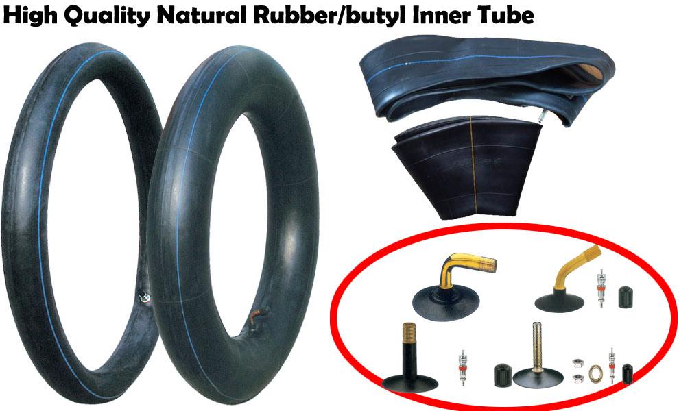 Motorcycle Rubber Inner Tube (2.75-17)
