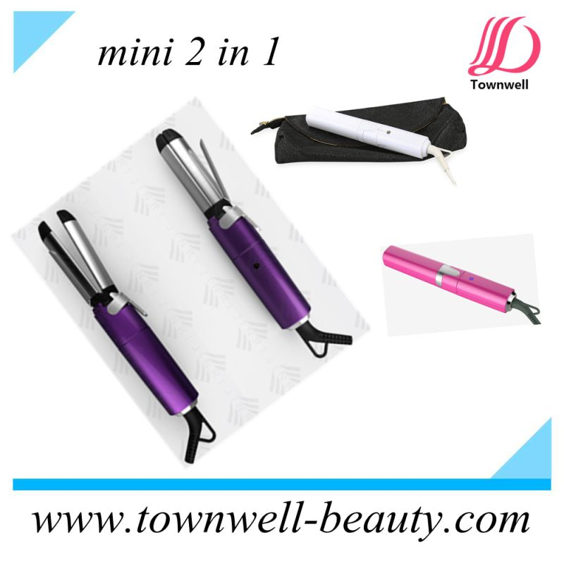 Fast Good Quality Hair Curler with Ceramic Coating Barrel