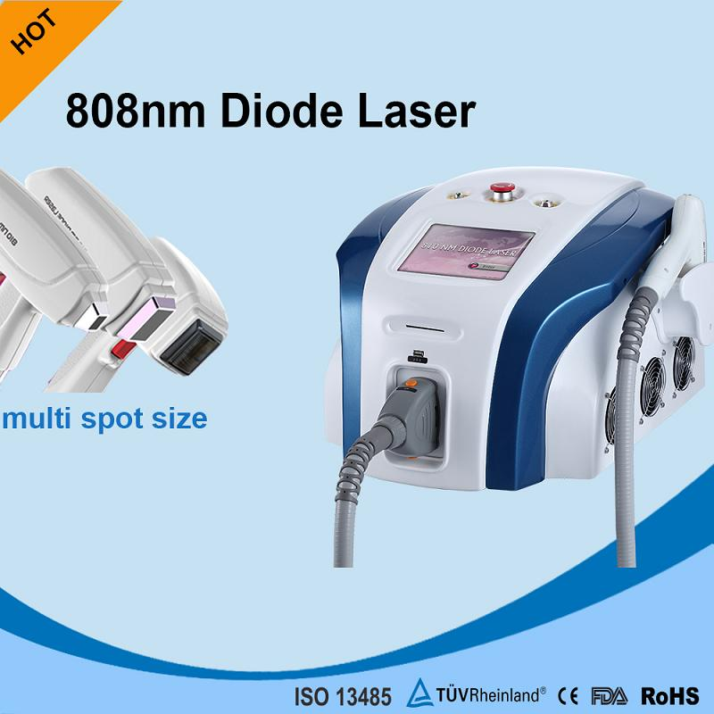 Medical Ce Approved 810nm Diode Laser Permanent Hair Removal Machine 755nm Diode Laser
