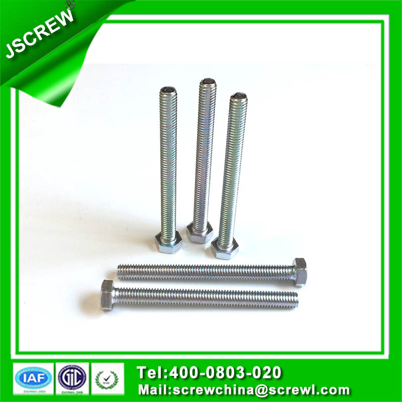 JIS B 1180-1994 Hexagon Head Bolts with Full Thread