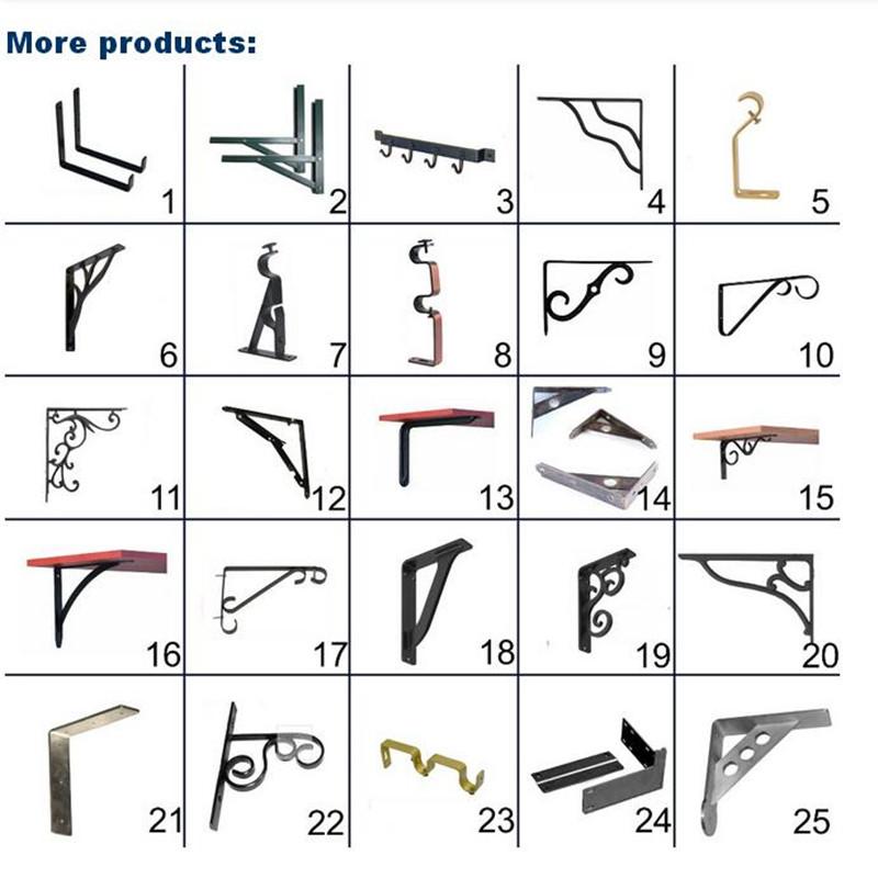 OEM Adjustable Metal Folding Table Bracket