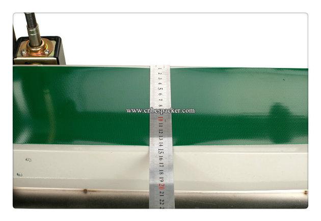 High Efficiency Continuous Automatic Plastic Bag Sealer