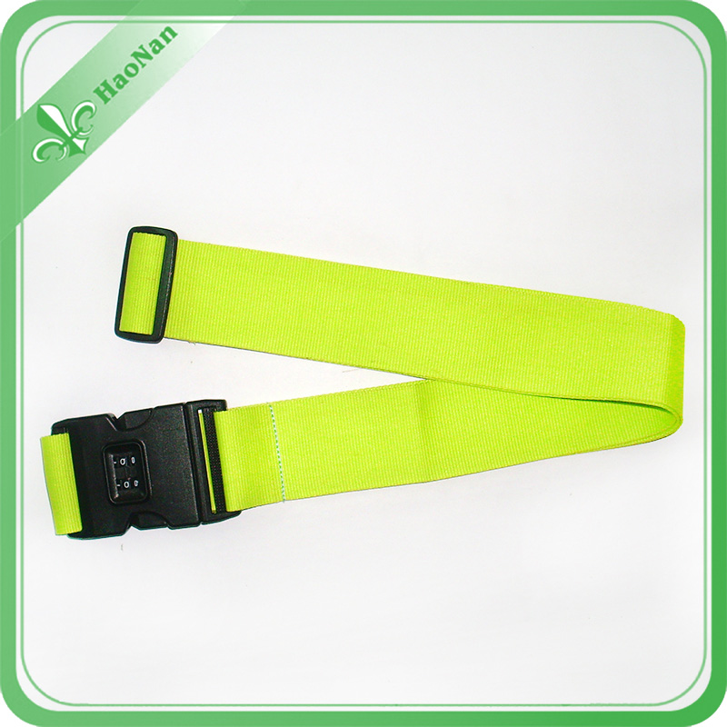 2015 New Design Hot Selling Luggage Belts Strap for Travel