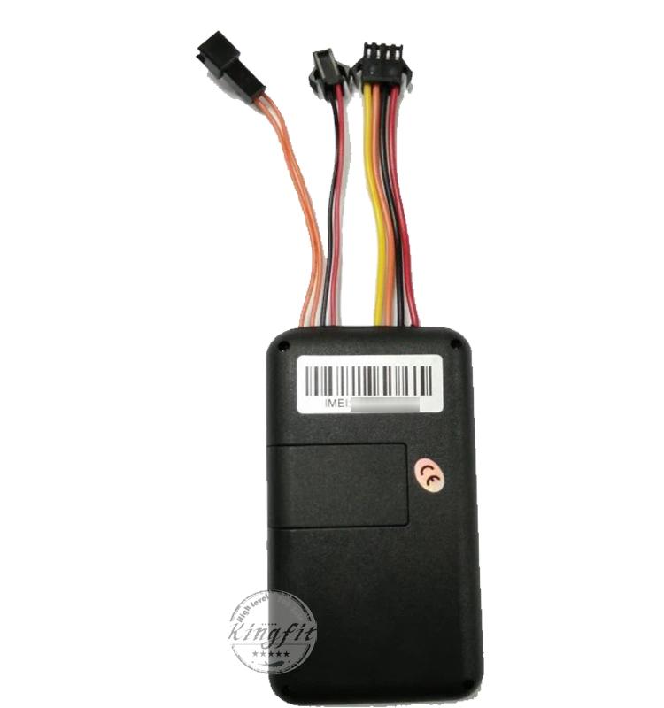 Real Time Full Function Car Vehicle Mini GPS Tracker