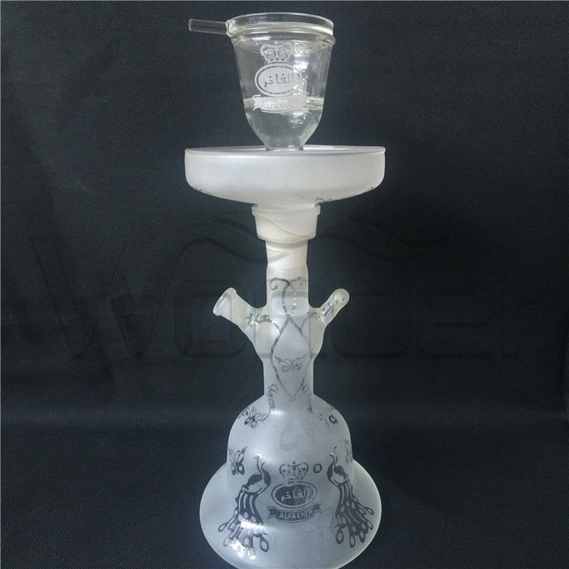 Hookah Packages with Leather Suitcase or Foam Packing
