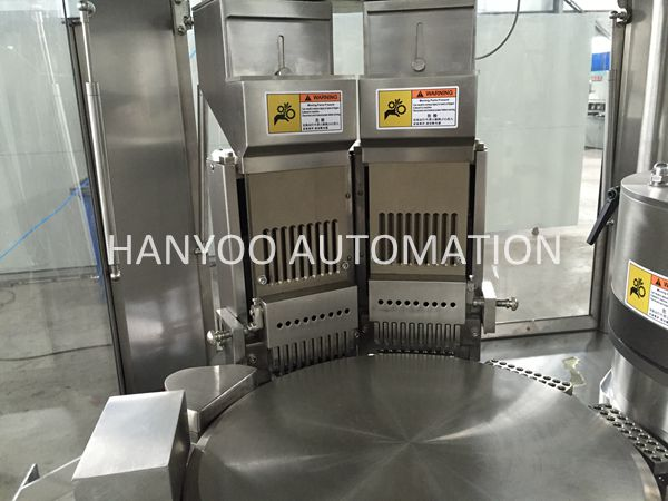 High Quality Nutrition Supplement Hard Gelatin Capsule Filling Machine