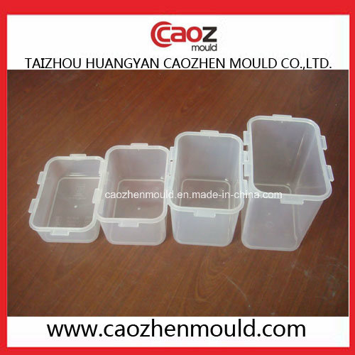 Plastic Injection1500ml Lock Lock/Food Container Mould