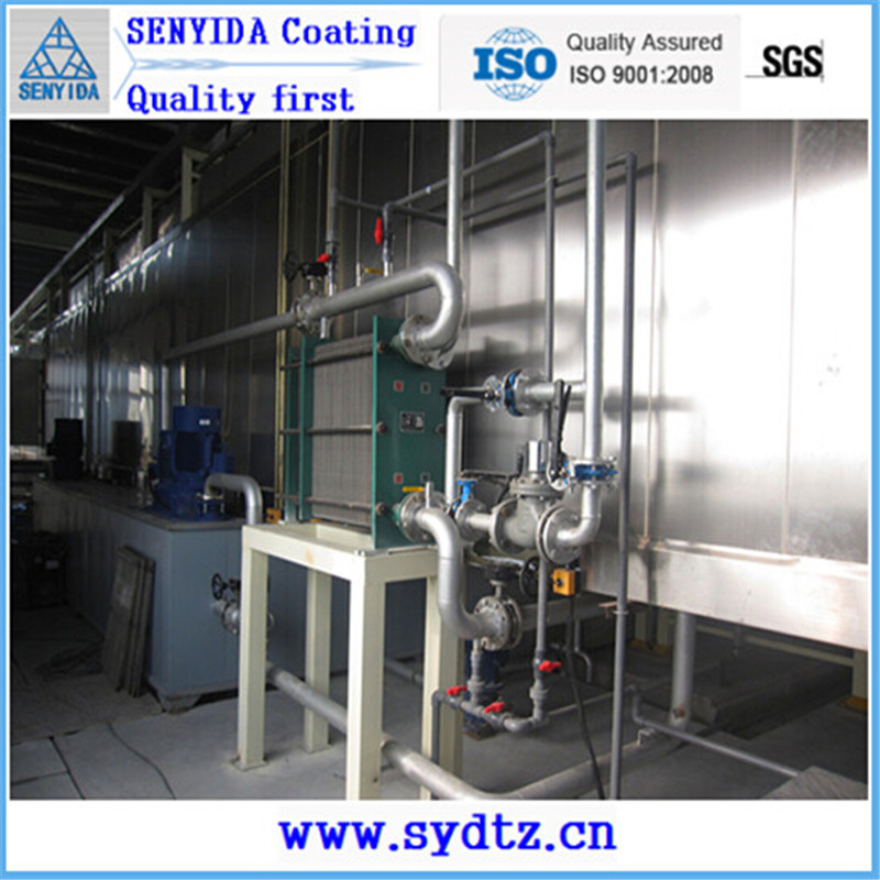 2016 New Powder Coating Painting Machine/Line/Equipment