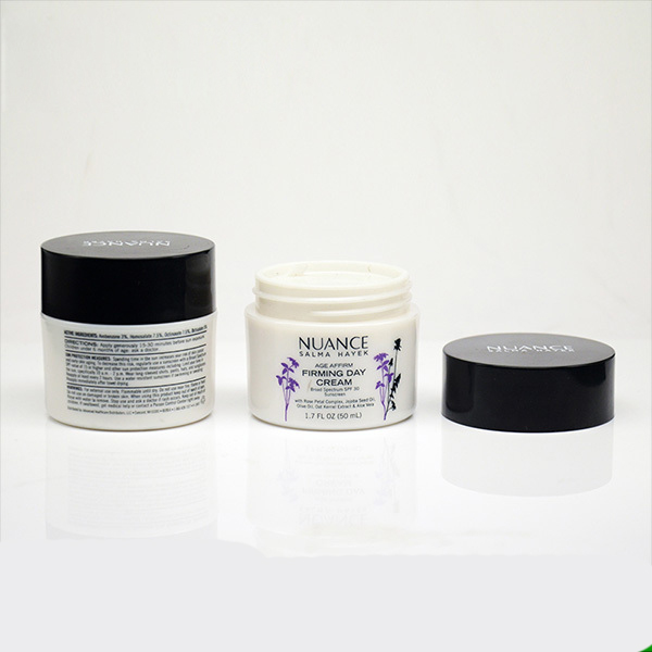 50g / 1.6oz Personal Care Makeup Use PETG Body Cream Packaging Jar