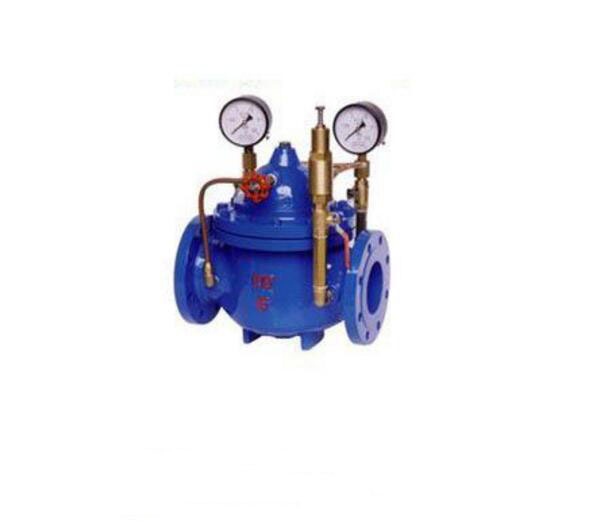 Water Pressure Hydraulic Control Valve for Water