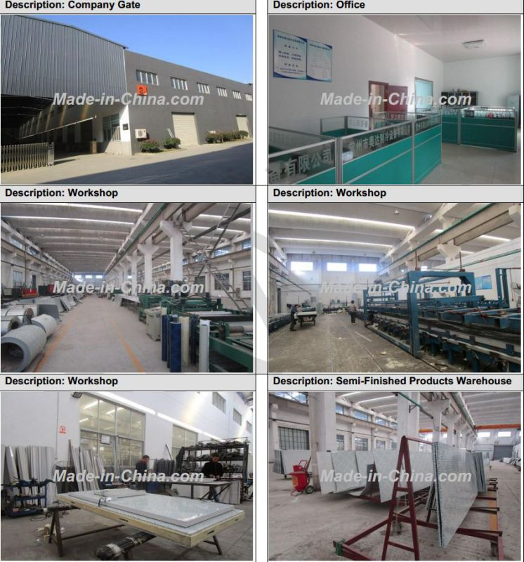 China Factory Price Panelling for Cold Room