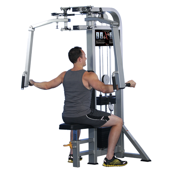 Fitness Equipment for Pec Fly Fitness & Rear Deltoid (PF-1003)
