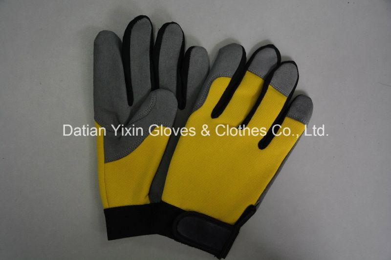 Work Glove-Gloves-Safety Gloves-Protective Glove-Labor Glove-Industrial Glove