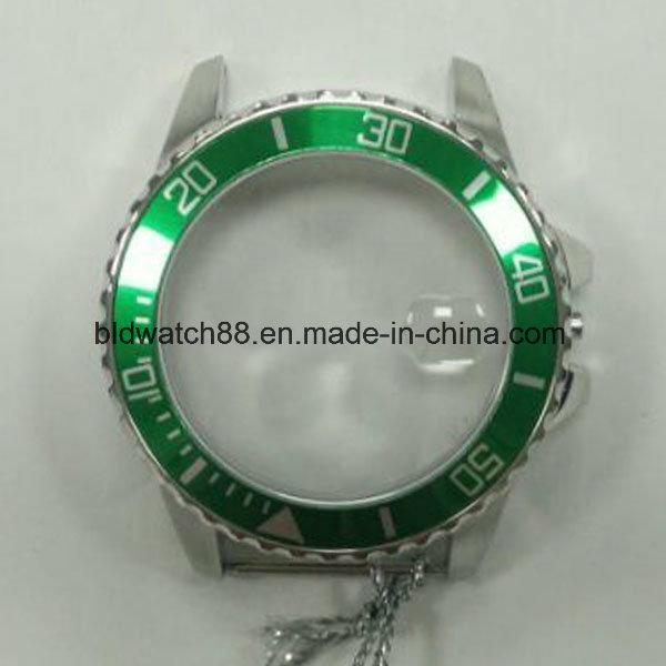 OEM Stainless Steel Wrist Watch Cases 3ATM to 20ATM Waterproof