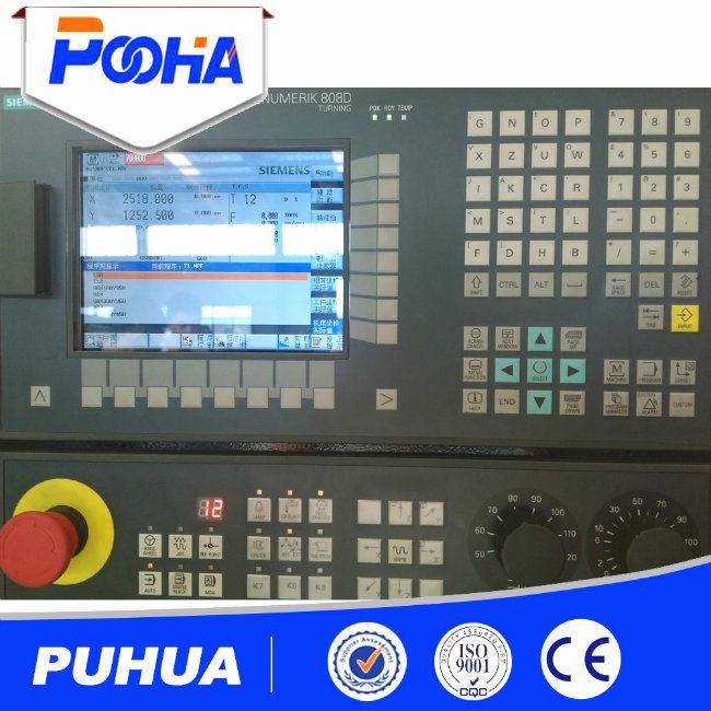 Sheet Metal Hole Hydraulic CNC Turret Punching Machine