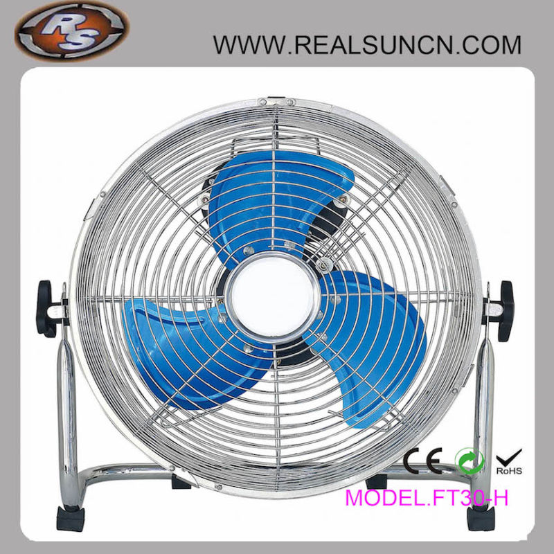 12inch Quiet Metal Floor Fan with High Quality