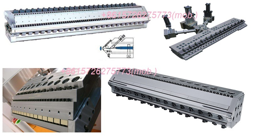 PP PE Multi-Layer Stationery Sheet Making Extrusion Line