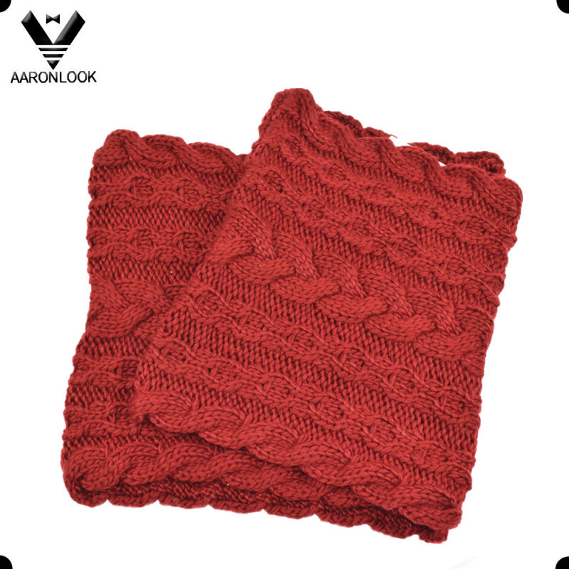 Fashion Thick Warm Cable Knitting Snood